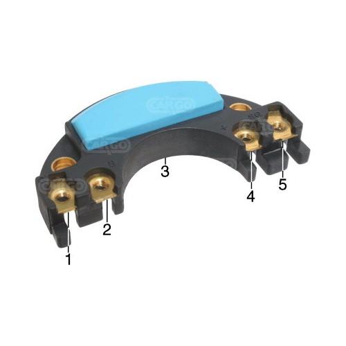 Module d'allumage équivalent J007T01571 / 5DA006623-481 / J007X01175