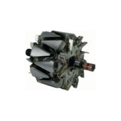 Rotor for alternator BOSCH 0120000005 / 0120000014 / 0121715001 / 0121715003