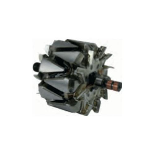 Rotor pour alternateur Bosch 0120000005 / 0120000014 / 0121715001 / 0121715003