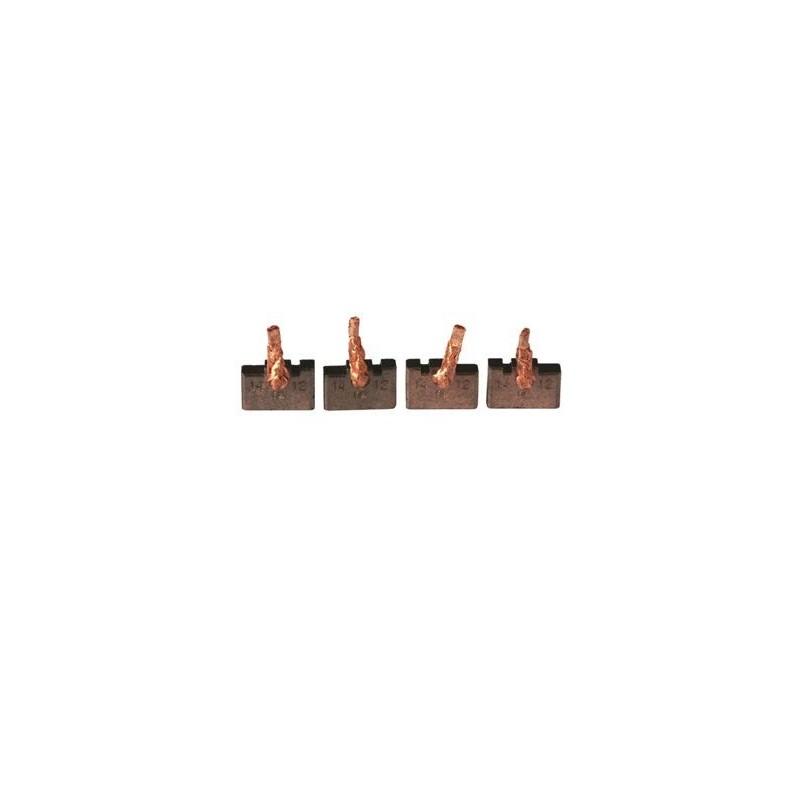 Kohlensatz für anlasser BOSCH 0001223007 / 0001223009