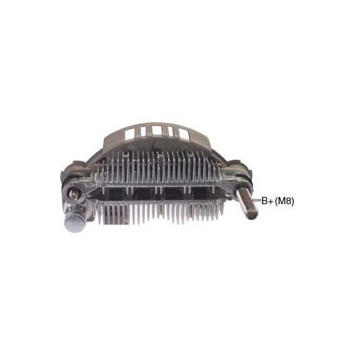 Pont de diode pour alternateur Mitsubishi A003T07592 / A003TA0491 / A003TA0791 / A003TA1091