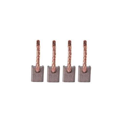 Kohlensatz für anlasser 0001106405 / 0001106406
