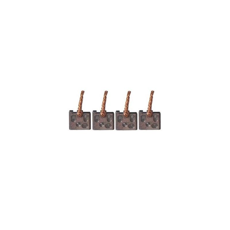 Kohlensatz für anlasser BOSCH ersetzt 1004320208 / 1004320209