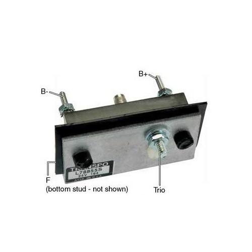 Regler für lichtmaschine LEECE NEVILLE 4426J / 4426JA / 4626J / 4626JA / A0014626JA