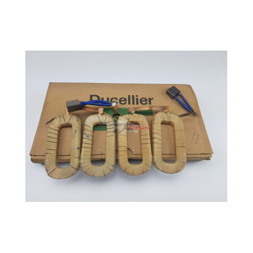 Field Coil Ducellier for starter 6020 E