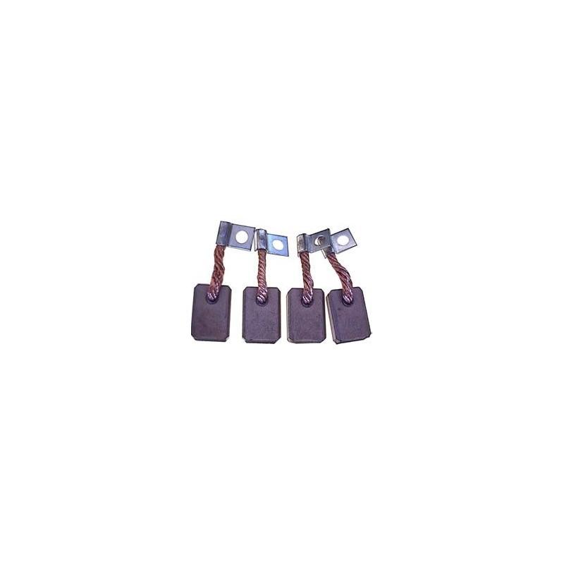 Jeu de balais / charbon pour démarreur Bosch 0001205017 / 0001304009