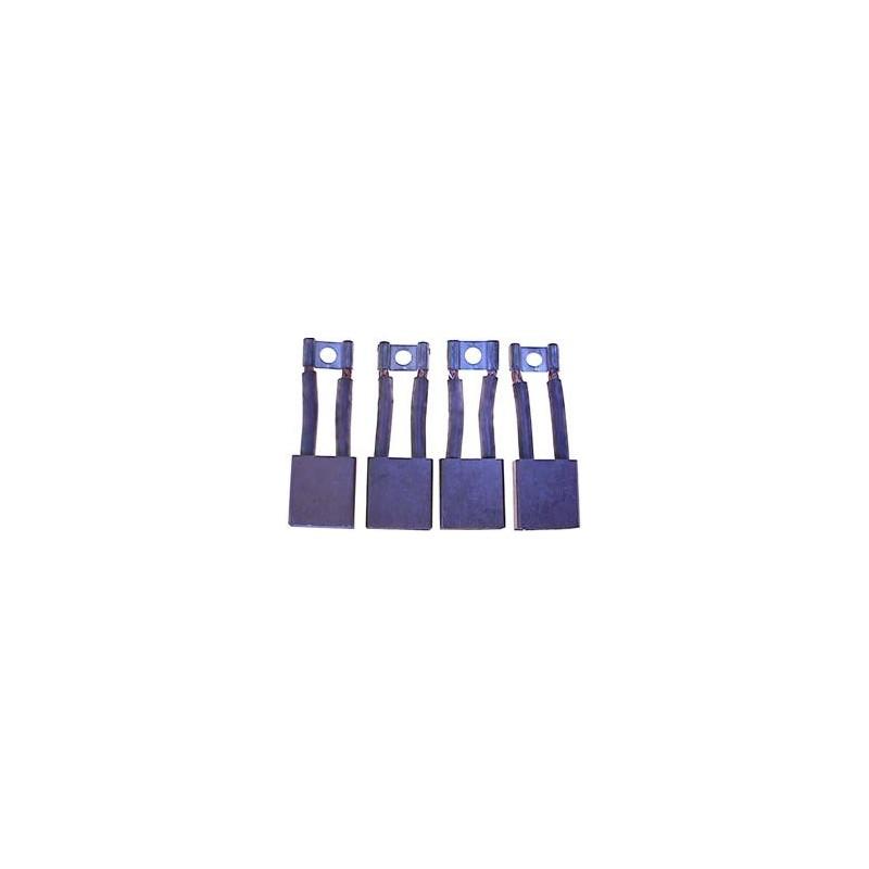 Brush set for starter 0001358046 / 0001358047 / 0001358048