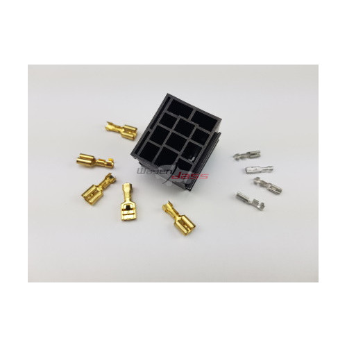 Multi-pin kit for relays
