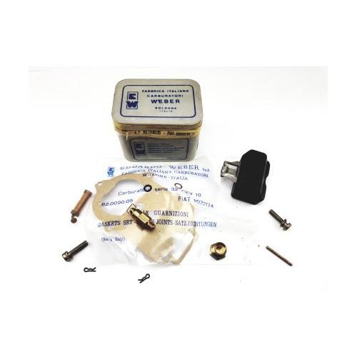 Kit weber pour carburateur 32 ICEV 10 sur Fiat 128