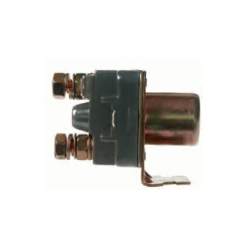 Relais / solenoide 24 volts / 4 bornes / retour isolé