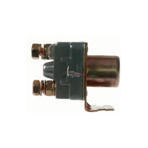 Solenoid 24 volts / 4 terminals / insulated return