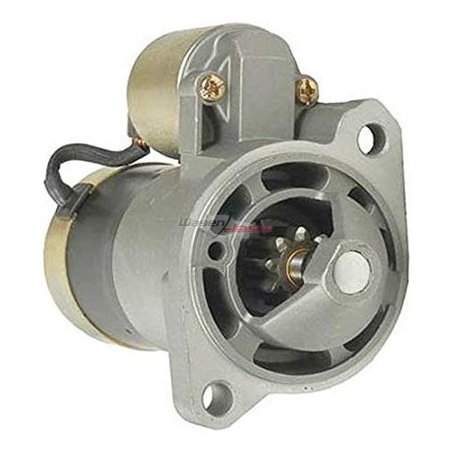 Starter replacing HITACHI S114-426 / S114-348A / S114-348