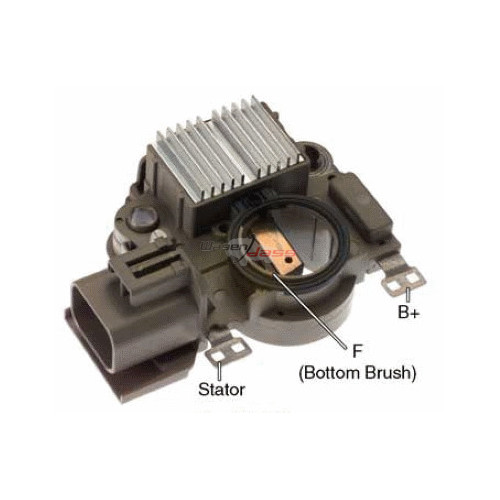 Regler für lichtmaschine MITSUBISHI A2TB0091 / A2TB0091A / A2TB0091B