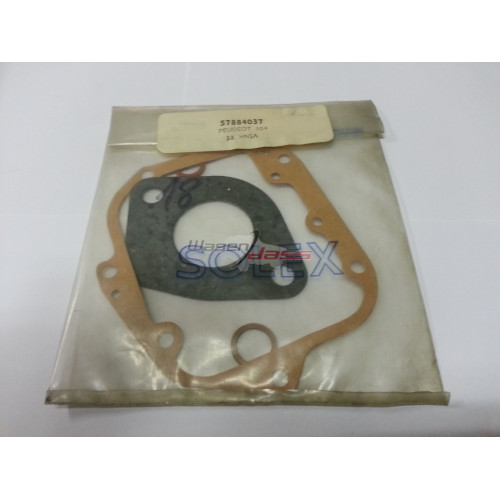 Gasket Kit for carburettor 32 HNSA on Peugeot 104