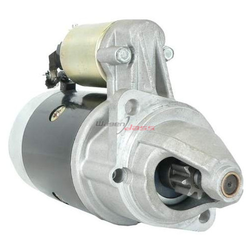 Démarreur remplace S114-23K / S114-184 pour Nissan chariot élévateur