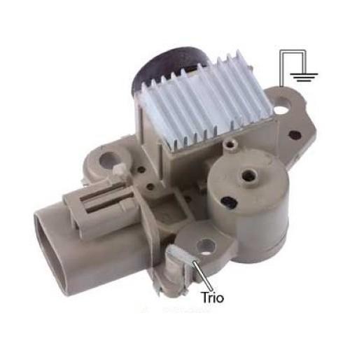 Regulator for alternator VALEO ab170094 / ab180140 / AB190110