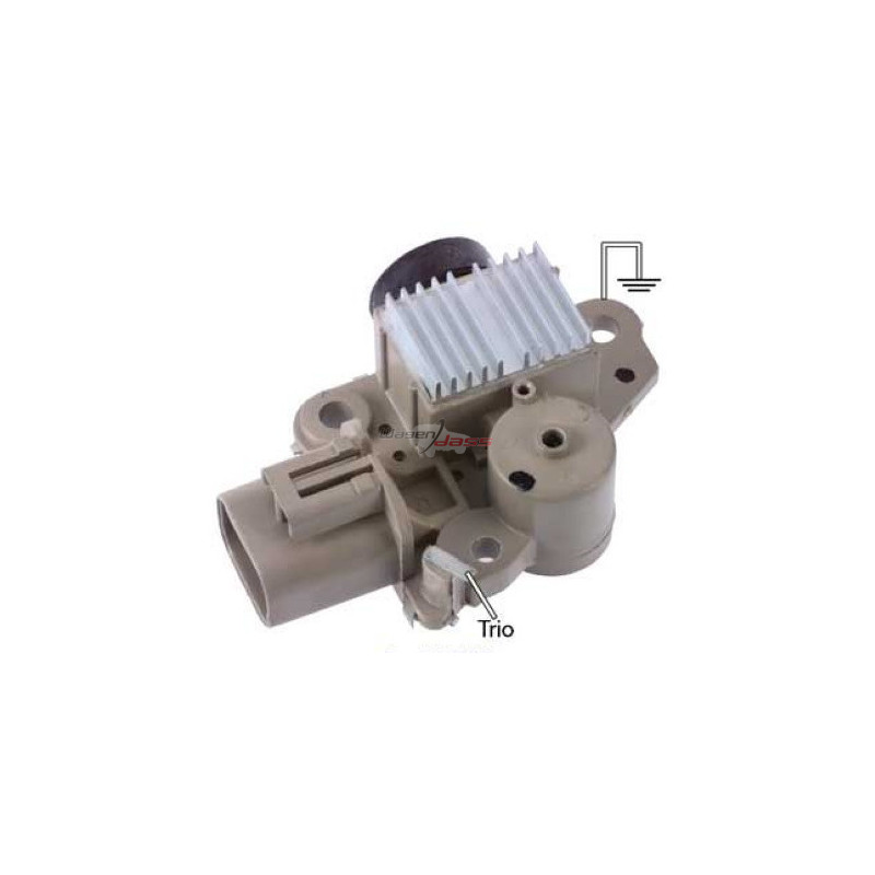Regulator for alternator VALEO ab170094 / ab180140 / AB190110