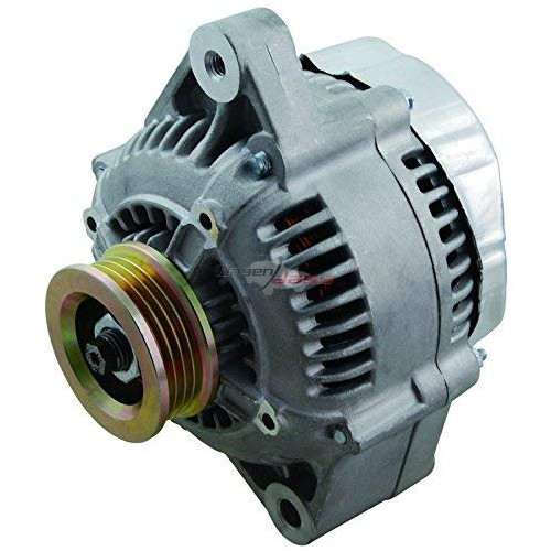 Alternator replacing DENSO 100211-9710 / 100211-9400 / 100211-3760