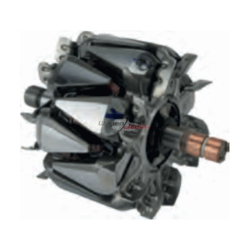 Rotor for alternator valéo TG17C010 / TG17C011/ TG17C020 / TG17C032