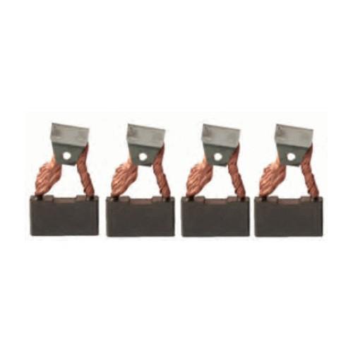 Kohlensatz für anlasser DELCO REMY 10461041 / 10461045 / 10461046