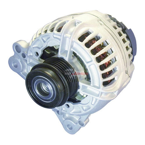 Alternator replacing BOSCH 0124325018 / 0124325049