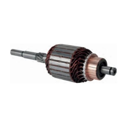 Armature for starter BOSCH 0001212206 / 0001212207 / 0001212210 / B001229004
