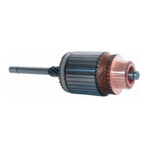 Armature for starter HITACHI S114-232 / S114-232A