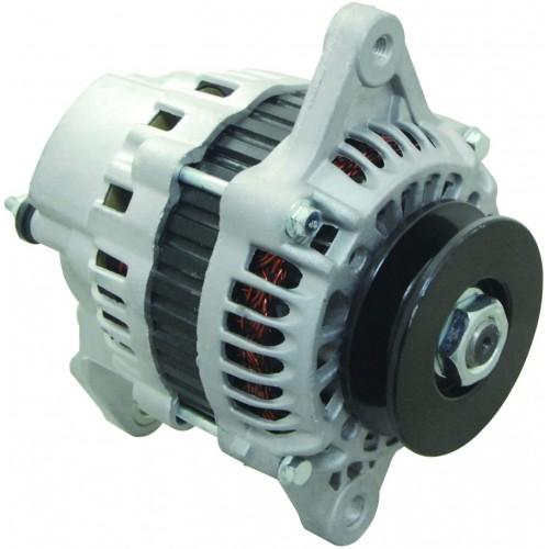 Alternator replacing MITSUBISHI A7TA1777 / Case 185046380