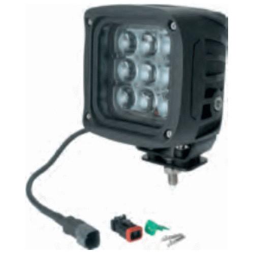 Spot à LED bleu 9 LED / 45 watt