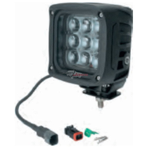 LED blau spot / 9 LED 45 watt