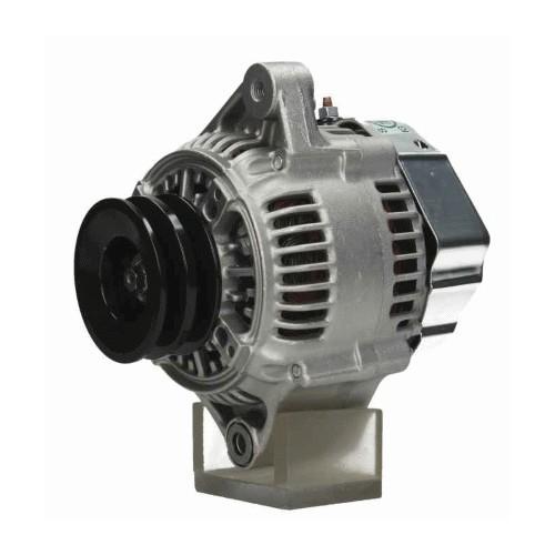 Alternator replacing DENSO 100211-7840 / TOYOTA 2706017020