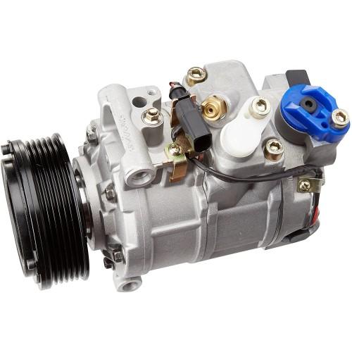 Compresseur de climatisation équivalent 813650 / 5147100709 / 5147100739 / 5147100558 / 1471005580 / 4F0260805BA / 4F0260805N /