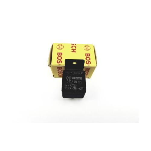 Relay 24 volts Bosch 0332019203