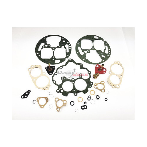 Gasket kit for carburattor 35/40 INAT sur Opel Ascona / Manta / Rekord