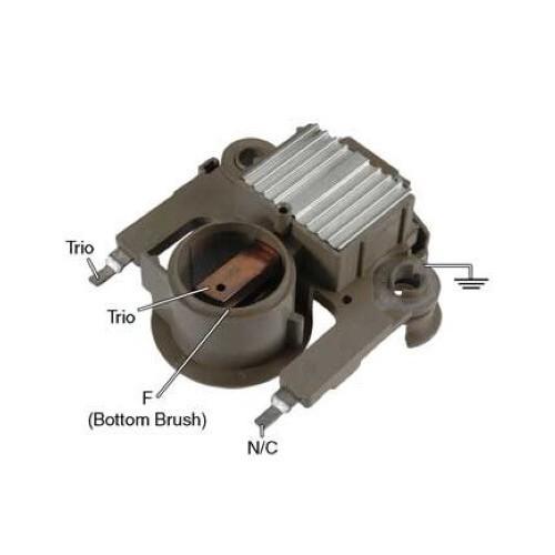 Regler für lichtmaschine MITSUBISHI A2T13391C / A2T13391D / A2T13391E / a2t14591