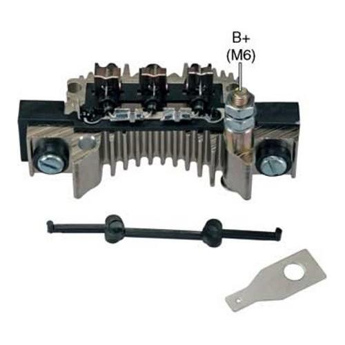 Pont de diode pour alternateur Motorola 9AL2633G / 9AL2967P / 9AL3911G / 9AL3921G / 9AL5002K