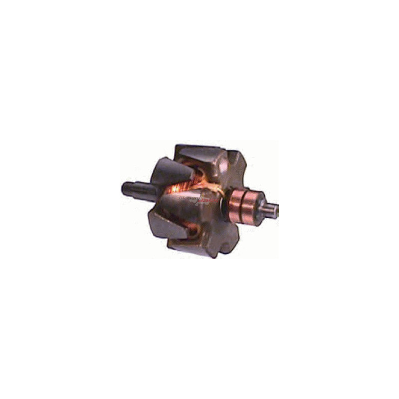 Rotor for alternator Ducellier 7540A / 7540B / 7540C / 7541A
