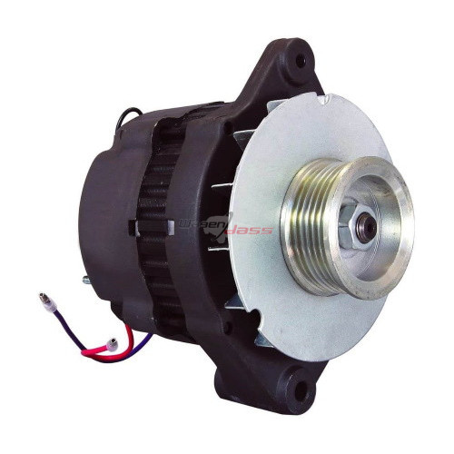 Alternator replacing AC165617 / AC165618 / 807653 / 807653T pulley 6 groove