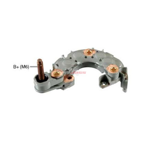 Rectifier for alternator DENSO100211-1670 / 100211-4610 / 100211-4640 / 100211-4650