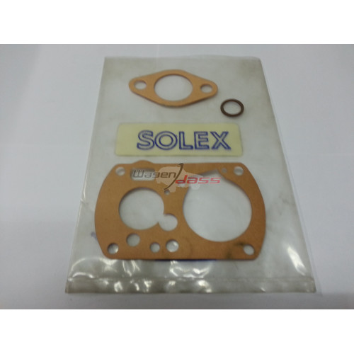 Gasket Kit for carburettor 26 CBI-IBC on 2 CV