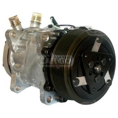 Compresseur de climatisation remplace SD7H154762 / SD7H15-6008 / SD7H15-8117