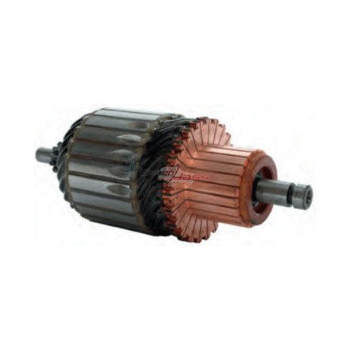 Armature for starter BOSCH 0001106012 / 0001106016 / 0001106017 / 0001106018
