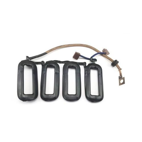Field coil for starter Paris-rhone D8E155