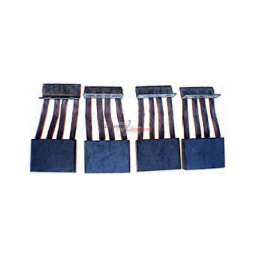 Brush set for starter BOSCH 0001510001 / 0001510002 / 0001510003