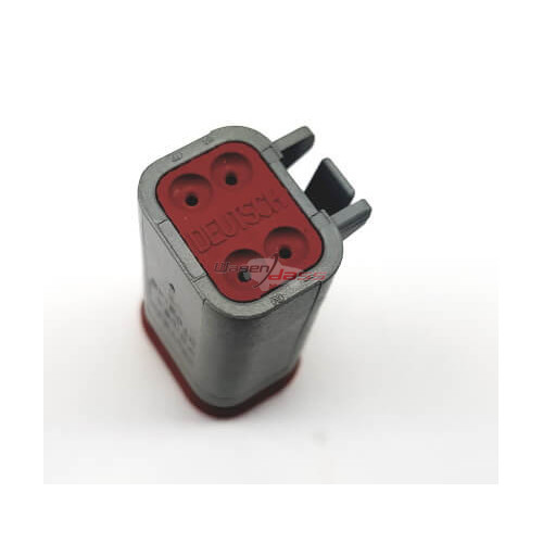 DT connector female replacing DT06-4S