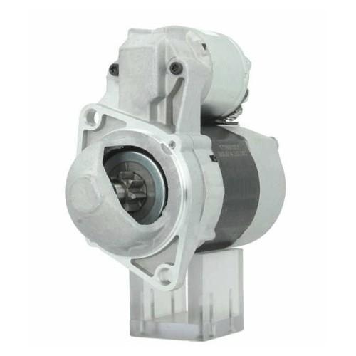 Anlasser ersetzt VALEO D6RAP229 / D6RA83 / D6G5