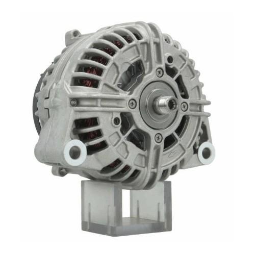 Alternator bosch 0124625031 type JOHN DEERE al170947