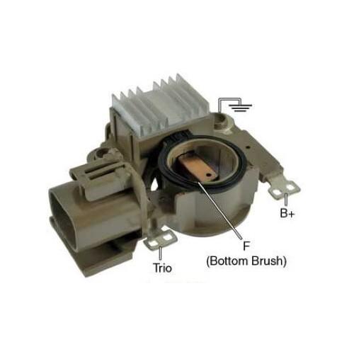 Regulator for alternator MITSUBISHI A2T05892B / A2T33191 / A2T33191ZC