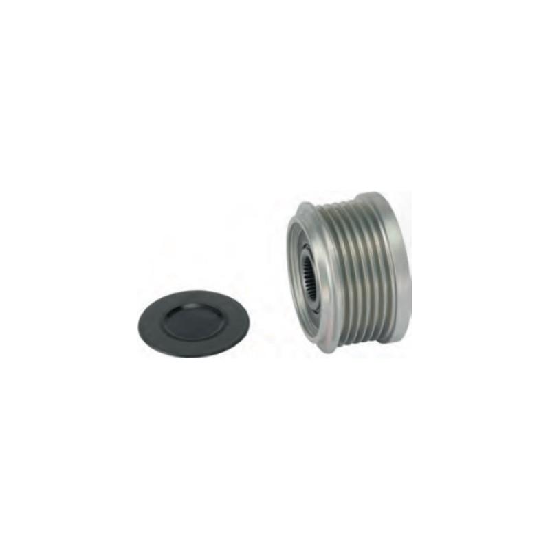 Freewheel pulley for alternator Delco 13500187 / 13579675 / GM 13500187 / 13579675