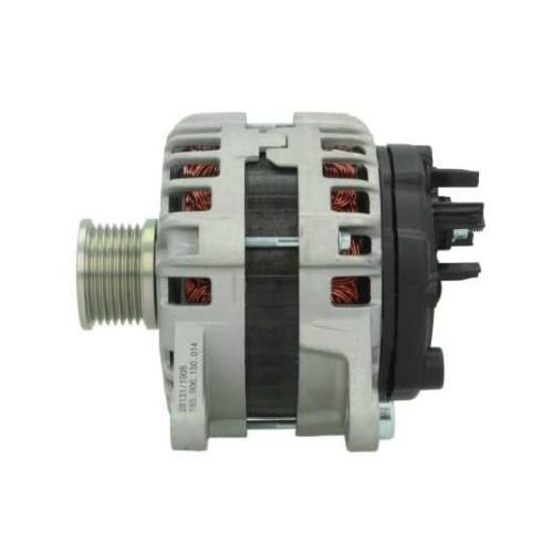 Alternator BOSCH F.000.BL0.841 / F000.BL0.8D0 for NISSAN
